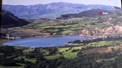 Şanlıurfa'da tarihi Kızılkoyun Nekropolünde fotoğraf sergisi
