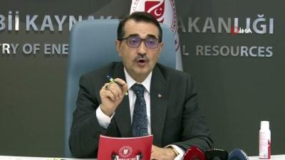 """Bakan Dönmez: """"Haftaya Pazartesi ilk Mini YEKA yarışmalarımızı gerçekleştireceğiz"""""""