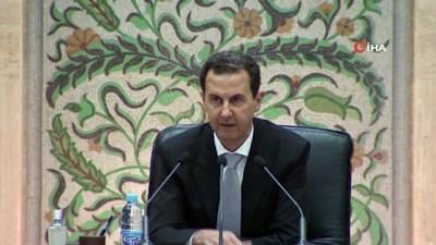 parlamento -  - Beşar Esad, seçimlerde adaylığını açıkladı