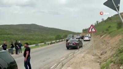 parlamento -  - Ermenistan Başbakanı Paşinyan'nın konvoyuna yumurtalı saldırı