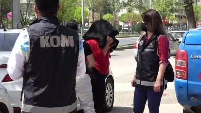 İş vaadiyle 32 kişiyi 1,5 milyon lira dolandıran 3 zanlı tutuklandı