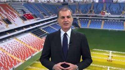 """Ömer Çelik: """"Adana Demirspor performansıyla şampiyonluğu müjdeliyor'"""