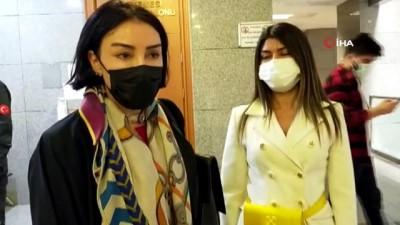 kullar -  Sunucu Neşe Sapmaz'ın şantaj davasının görülmesine devam edildi