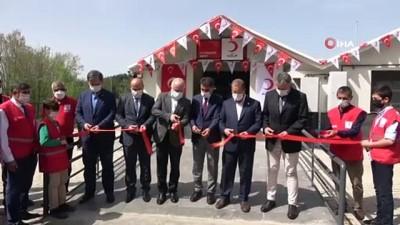 Türk Kızılay, Diyarbakır'da 10 bin kişiye sıcak yemek sunmak için aşevi kurdu
