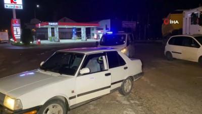 Uygulamadan kaçıp 'Dur' ihtarına uymayan sürücüye: 15 bin lira ceza