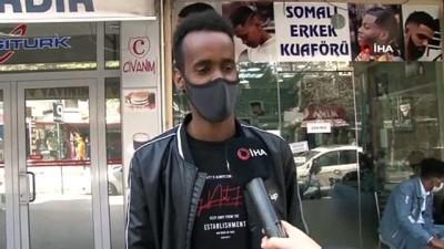 supermarket -  Başkent'in göbeği Somalililere ev sahipliği yapıyor