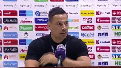 """Çağdaş Atan: """"Oyunun başından sonuna kadar maçın hakimi bizdik"""""""