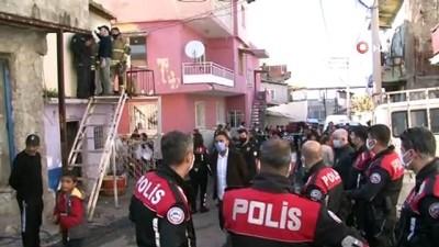 İzmir'de acı son: Çıkan yangında 4 yaşındaki çocuk hayatını kaybetti