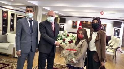 Küçük Başkan Öztürk'ten Erzurum için bilim yatırımı önerisi