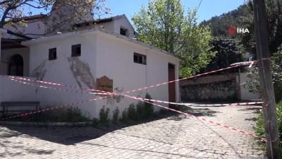Kuşadası'nda 2 sokak Kovid-19 nedeniyle karantinaya alındı