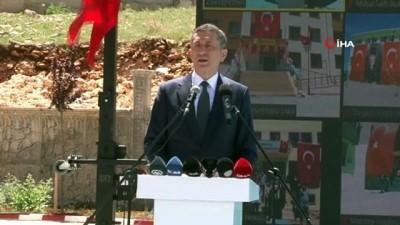 Milli Eğitim Bakanı Selçuk, Mardin'de Prof. Dr. Aziz Sancar Bilim ve Sanat Merkezi'nin açılışını gerçekleştirdi