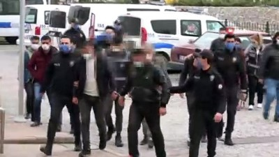 'Temiz Sokaklar' isimli fuhuş operasyonu, 8 gözaltı
