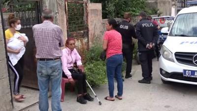 polis merkezi -  Uyuşturucu bağımlısı abladan engelli kız kardeşe şiddet