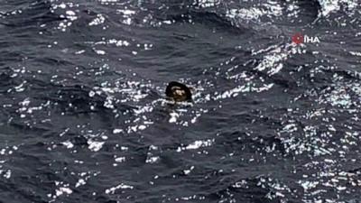 italyan -  Akdeniz'de batan bota ilk müdahaleyi Türk mürettebat yaptı