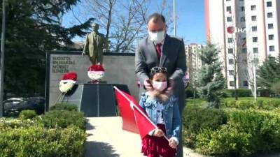Ankara'da 23 Nisan coşkusu