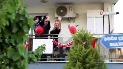 Aydın'da her balkon, konser salonu oldu