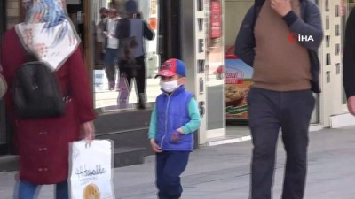 Doğu Anadolu Bölgesi'nde çocuk nüfusu dikkat çekiyor