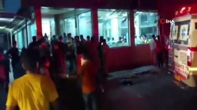 - Hindistan'da hastanede yangın: 13 korona hastası öldü - Hindistan'da salgında yeni rekor: 332 bin 730 vaka