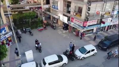 İskenderun'da 500 polisin katılımıyla asayiş uygulaması