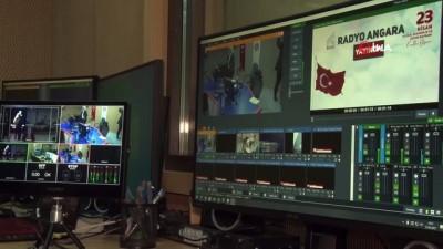 Radyo Angara yayın hayatına başladı