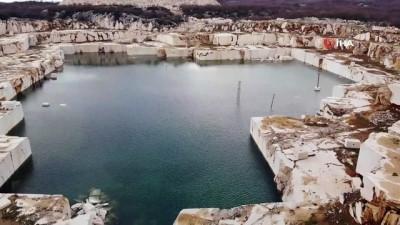 Mermercilerden köylüye ölüm havuzu kaldı