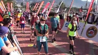 takvim - Alanya Ultra Trail başladı