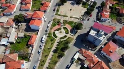 resmi toren -  Aliağa Belediyesi'nden Helvacı'ya tarihi meydan projesi