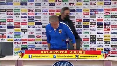 Hamza Hamzaoğlu: 'İyi bir oyun oynadık'