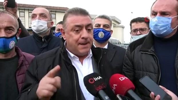 """merkez hakem kurulu - Hasan Kartal: """"Bana göre hakem maçı katletti"""""""