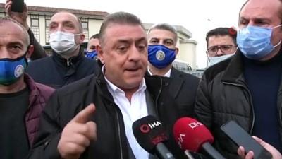 """Hasan Kartal: """"Bana göre hakem maçı katletti"""""""