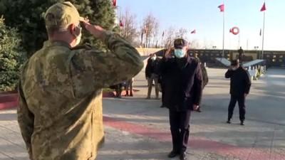 Hulusi Akar ve TSK komuta kademesi geceyi Şırnak'ta geçirdi, Namaz Dağı'nda terörle mücadele tedbirlerini inceledi