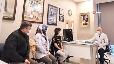 Kaptan pilottan SoloTürk hayranı Ahmet Safa'ya sürpriz