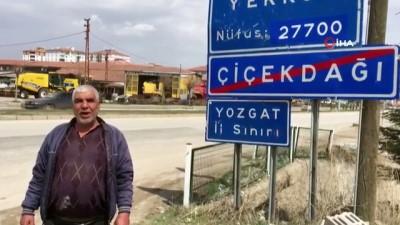 Kırşehir'de 6 adım ötede kısıtlama