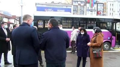 Koronanın tavan yaptığı kentte, otobüslerde kartlı sistemle vakaların önüne geçilecek