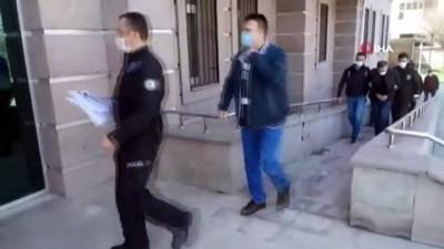 Uyuşturucu satıcıları 2 aylık takiple yakalandı