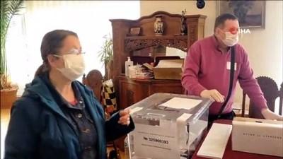 Bulgaristan seçime gitti: Türkiye'de 35 sandık kuruldu