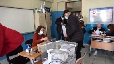 parlamento -  Çorlu'da binlerce kişi Bulgaristan seçimleri için sandık başına gitti