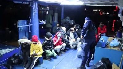 istihbarat -  FETÖ üyelerini yurt dışına çıkaran organizatörler, göçmen operasyonunda yakalandı