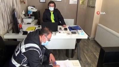 hapis cezasi -  Günübirlik kiralanan evlere pandemi denetimi gerçekleştirildi