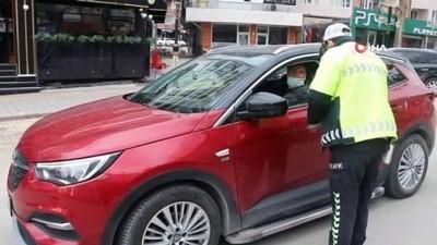 sokaga cikma yasagi -  Kütahya'da korona virüs vaka sayısı yine arttı