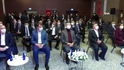 Milli Eğitim Bakanı Selçuk, Sivas'ta spor çalıştayına katıldı