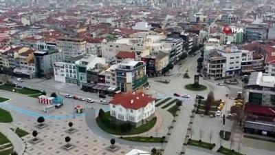 Yalova'da pozitif hastalar gezerken yakalandı