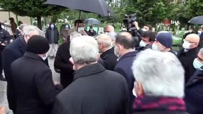 AK Parti Genel Başkanvekili Yıldırım, Sakarya'da cenaze namazına katıldı