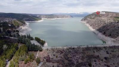 doluluk orani -  Ankara'da barajlardaki doluluk oranı yüzde 24,46