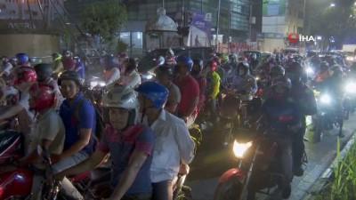 sokaga cikma yasagi -  - Bangladeş'te 7 günlük karantina başladı