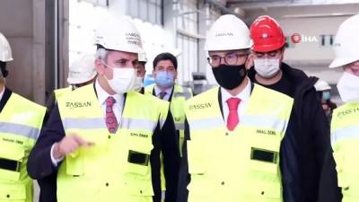 kabiliyet -  Savunma Sanayi Başkanı Demir'den Ankara 1. OSB'ye ziyaret