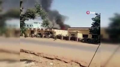 silahli saldiri -  Sudan'ın Batı Darfur bölgesinde çatışma çıktı: 40 ölü, 60 yaralı