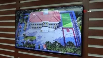 TMSF tarafından Giresun'a iki okul inşa edilecek