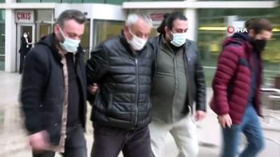 silahli saldiri -  70 bin lira alacağı için 2 kişiyi öldüren şahıs tutuklandı