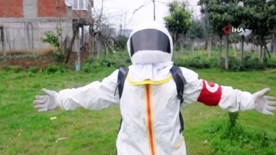 Bu da Rizeli astronot